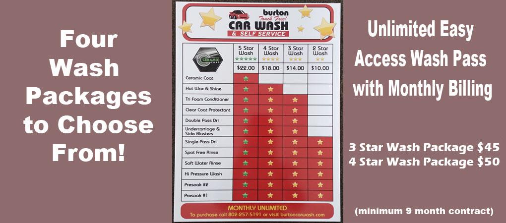 Burton Car Wash